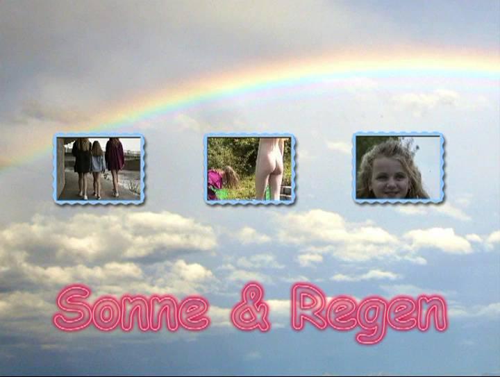 Sonne and Regen - Poster