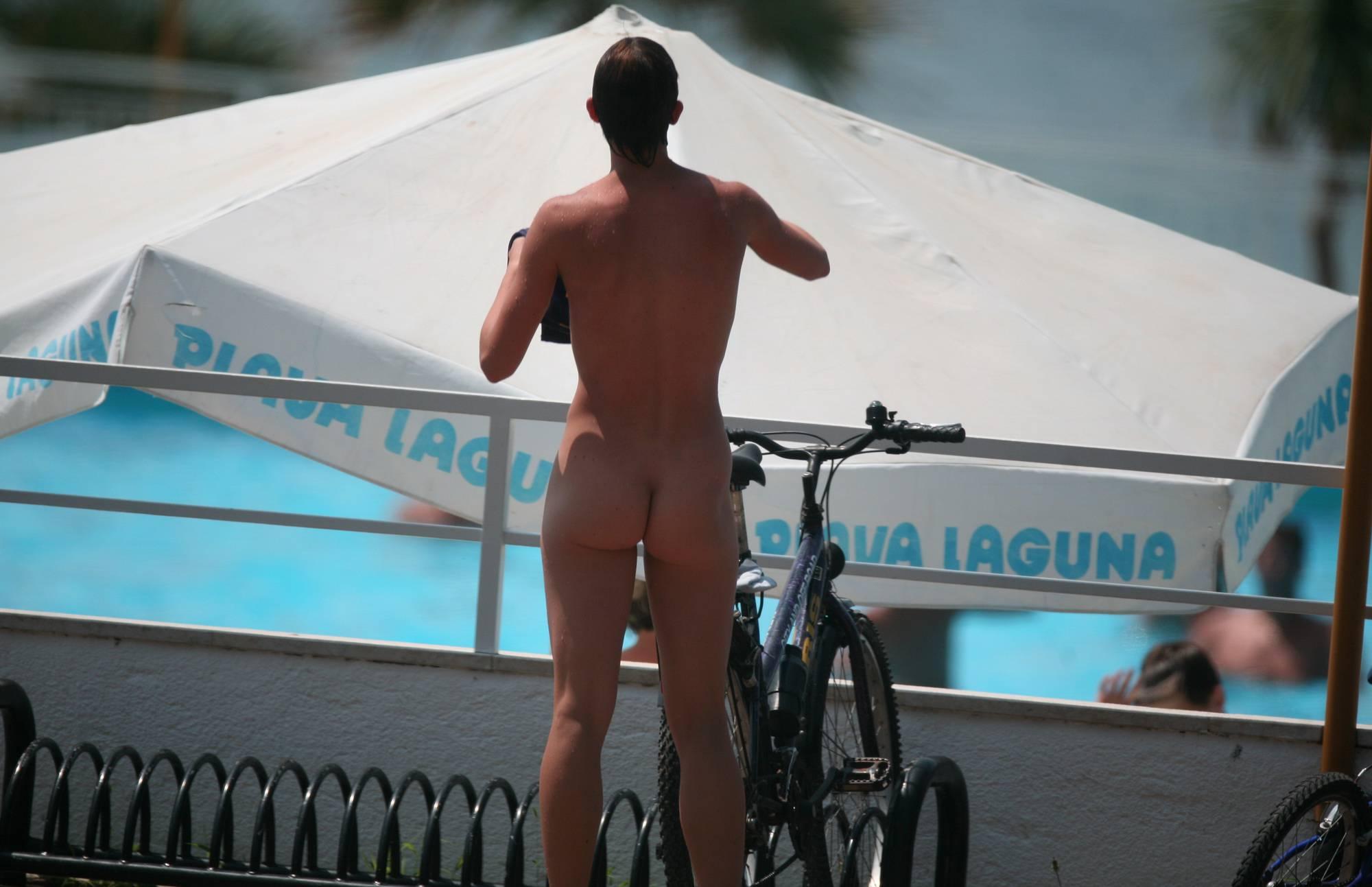 Nudist Photos Teenage Nudist Biking Off - 2