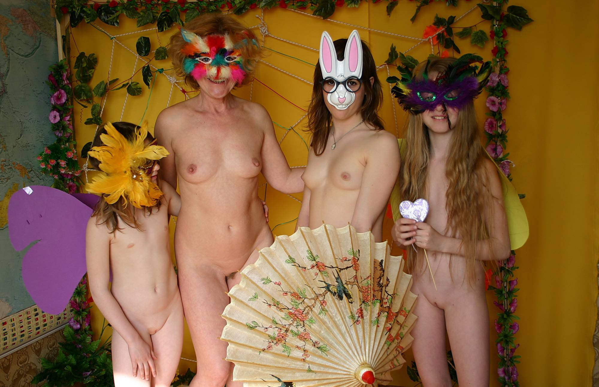 The Yellow Umbrella Fun - 1
