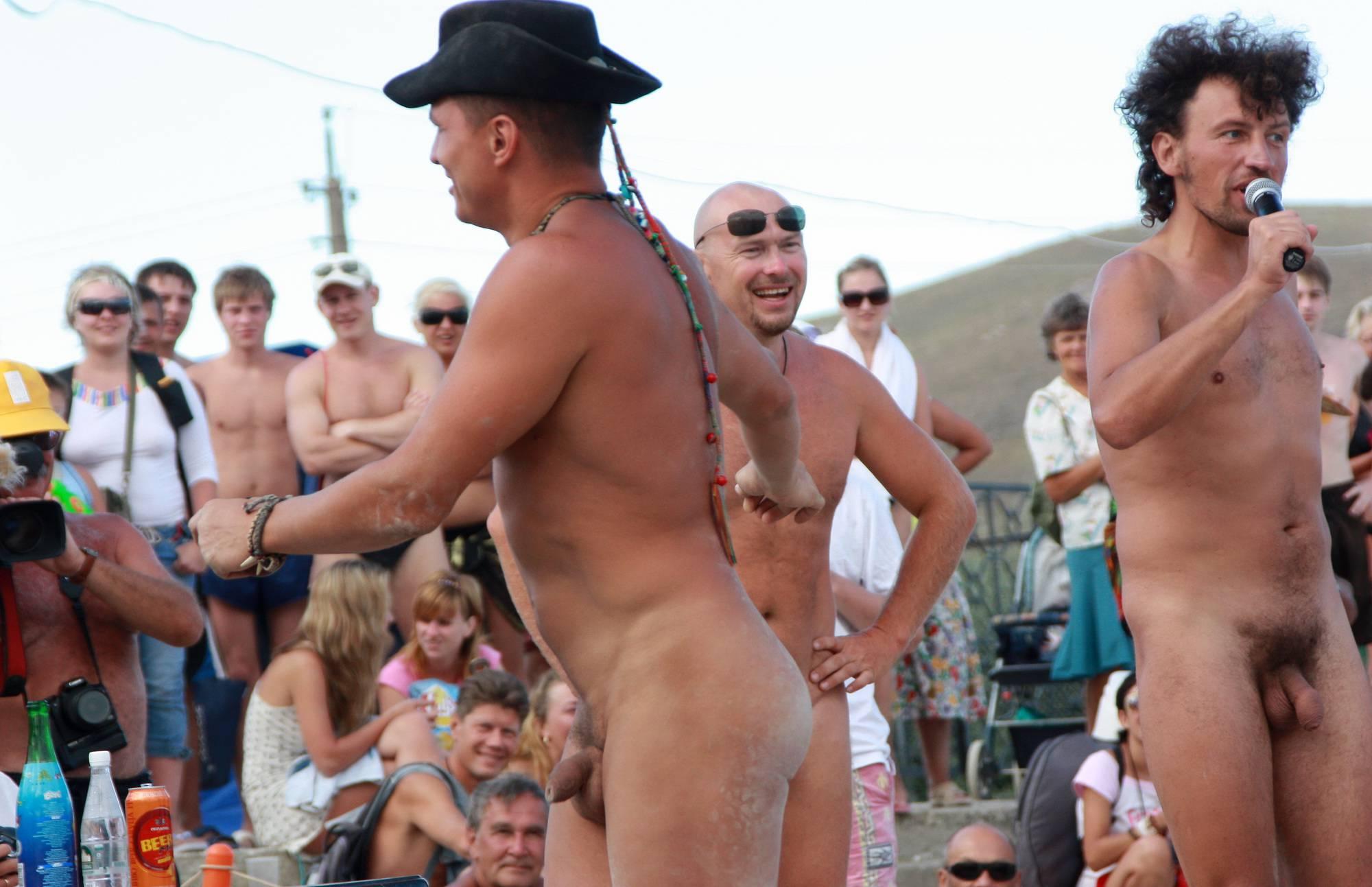 Nudist Pics Ukrainian Men Day Lineup - 2