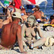 Ukrainian Sun Relaxation