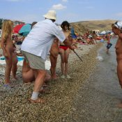 Ukrainian Water Splashing