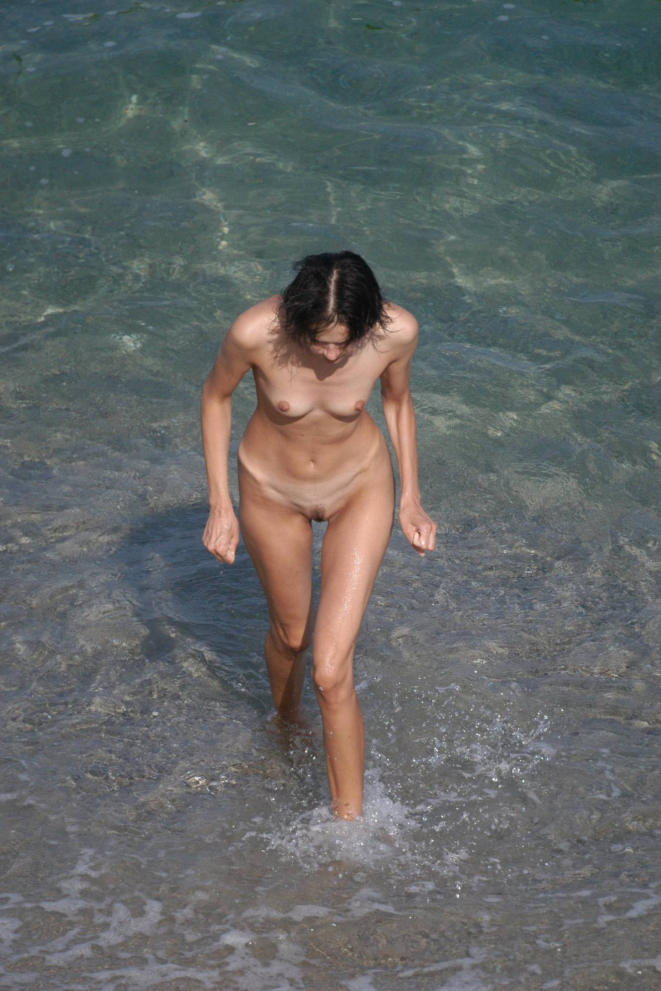 Verna Thin Nudist Girl - 1