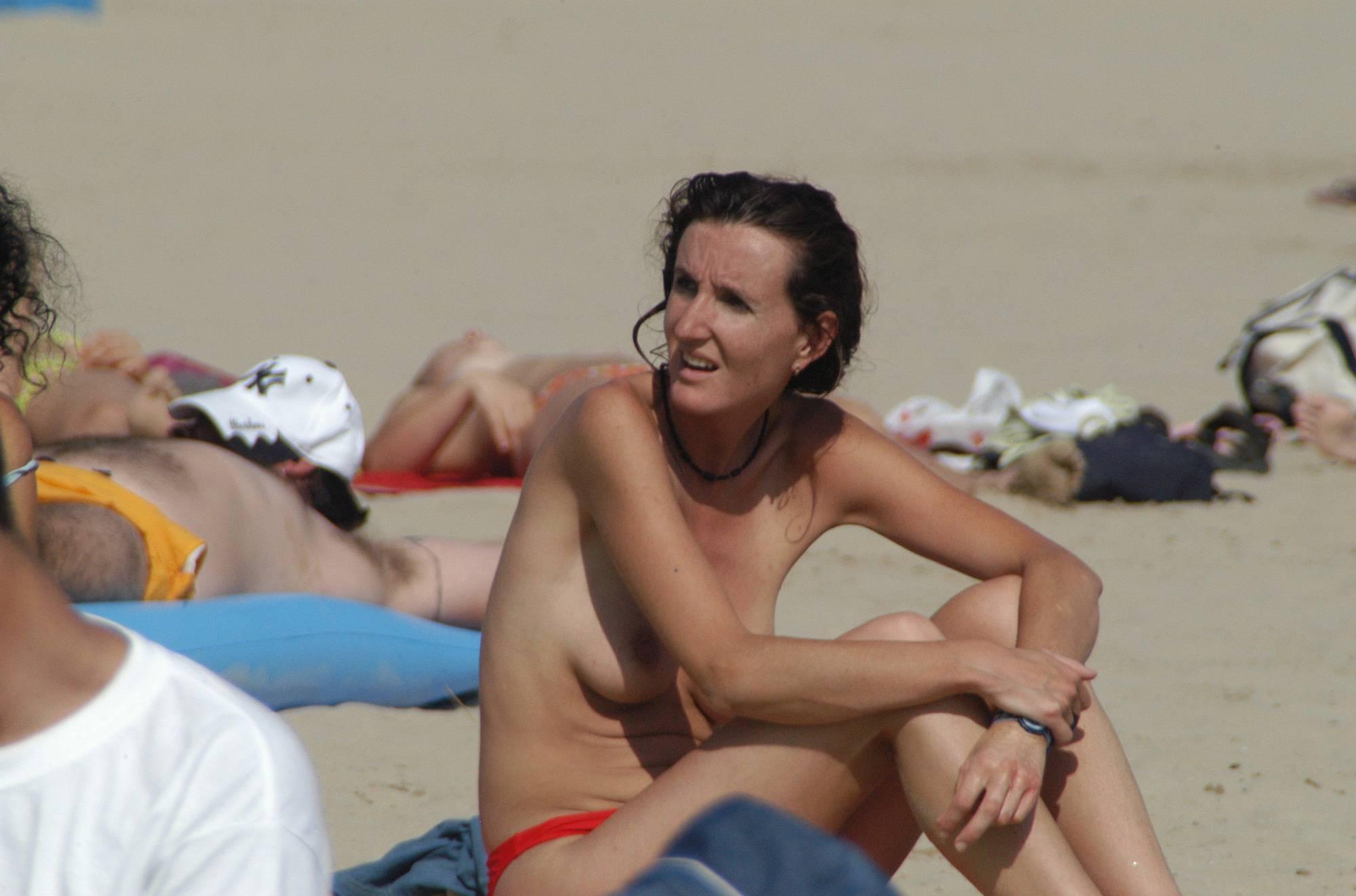Nudist Pics Vilanova Topless Beach - 2