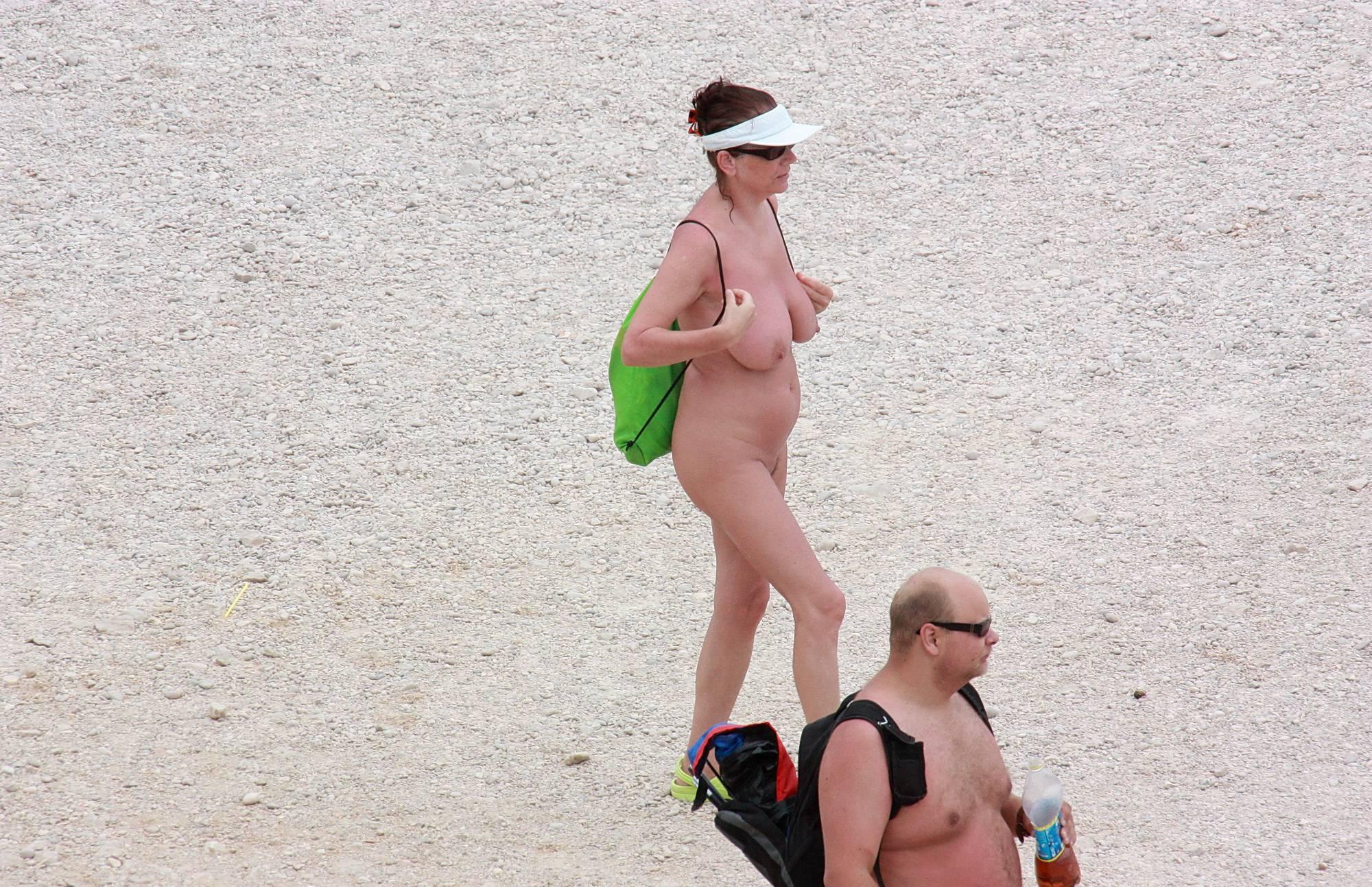Nudist Pictures Wandering Sand Walkers - 2