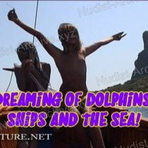 Cover of Dreaming of Dolphins, Ships and The Sea